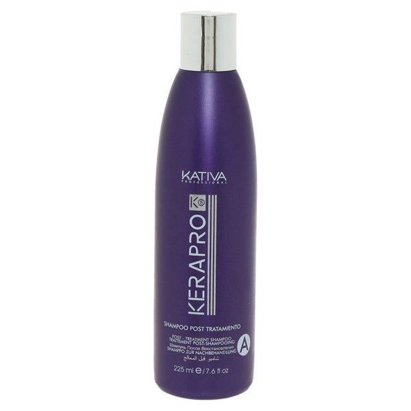 Kativa KERAPRO 5 SHAMPOO POST TRATAMIENTO 225ML - The Shaving Mayoreo