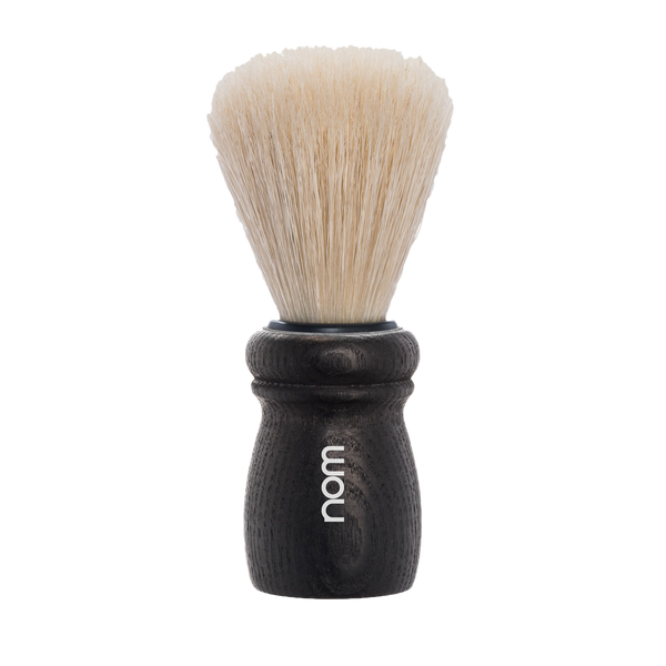 NOM Brocha de Afeitar Jabali Extra Grande 21mm - The Shaving Mayoreo