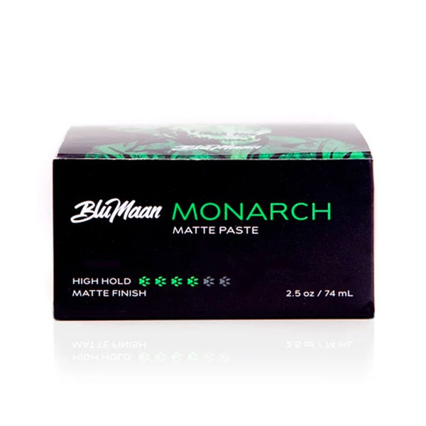 Blumaan Monarch Matte Paste- 2.5oz