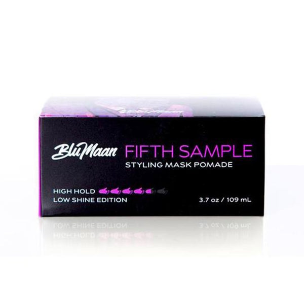 Blumaan Fifth Sample Styling Mask Pomade Low Shine Edition - 3.7oz