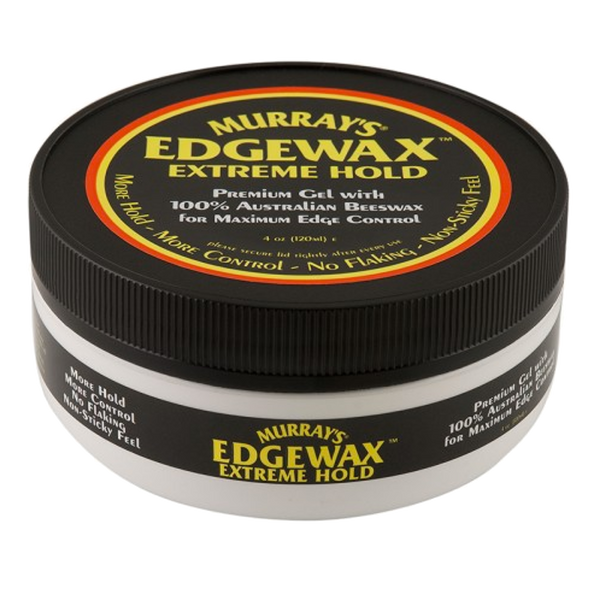 Murrays EdgeWax Extreme Cera Para Cabello 4oz - The Shaving Mayoreo