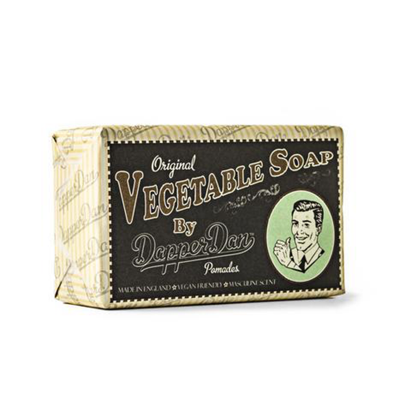 Dapper Dan Jabon de Baño Vegano 190gr - The Shaving Mayoreo