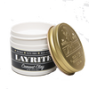 Layrite Pomada para Cabello Cement Clay  4oz - The Shaving Mayoreo