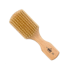 Kent Brushes Cepillo Rectangular Madera de Haya - The Shaving Mayoreo