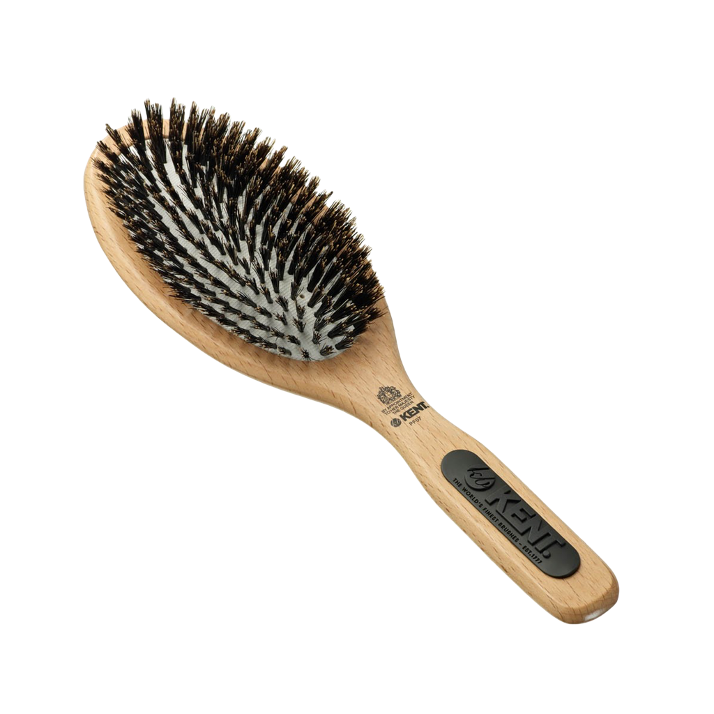 Kent Brushes Cepillo Hibrido Profesional Grande - The Shaving Mayoreo