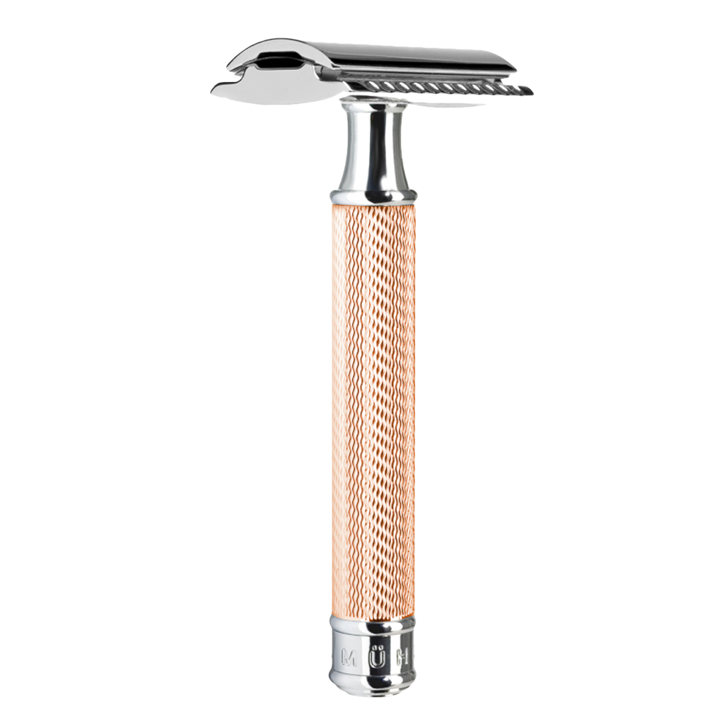 Mühle Rastrillo de seguridad R89 RG - The Shaving Mayoreo