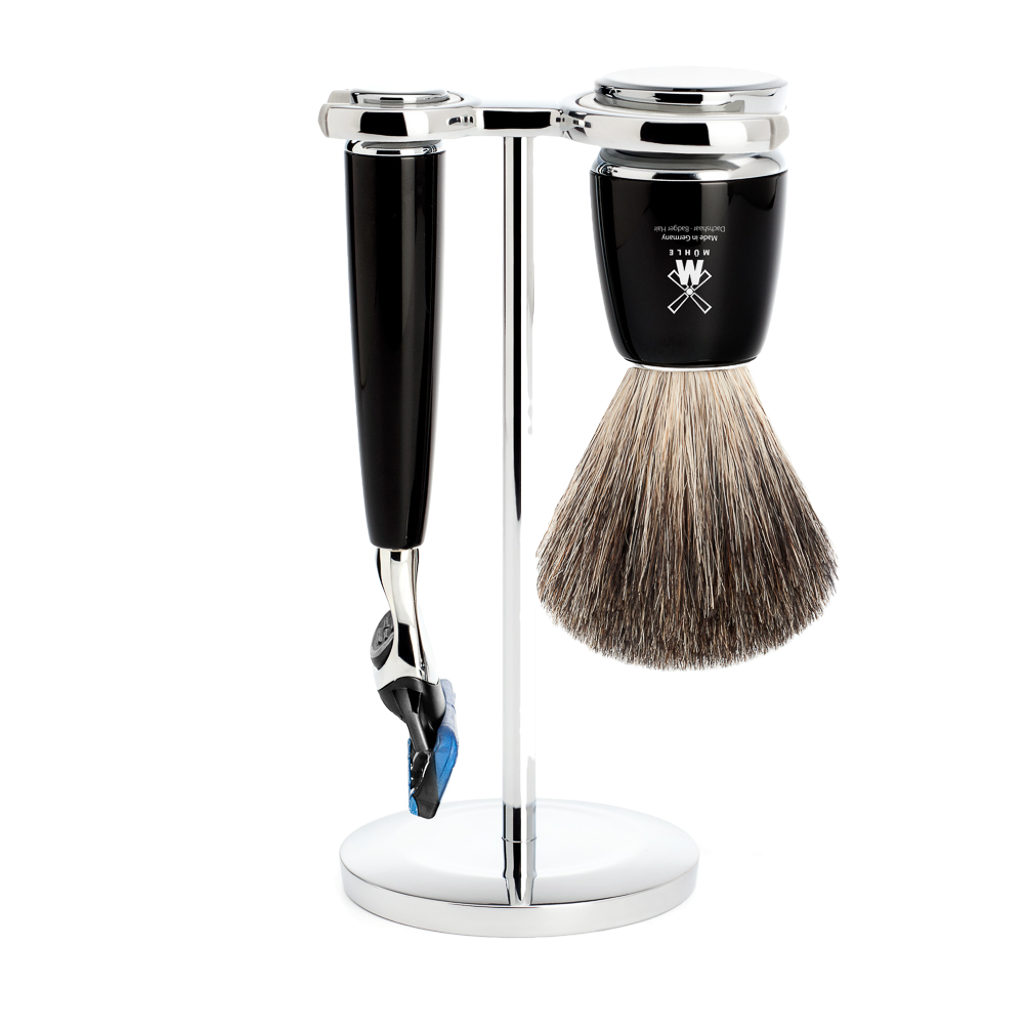 Mühle Set de Afeitado Rytmo Fusion - The Shaving Mayoreo