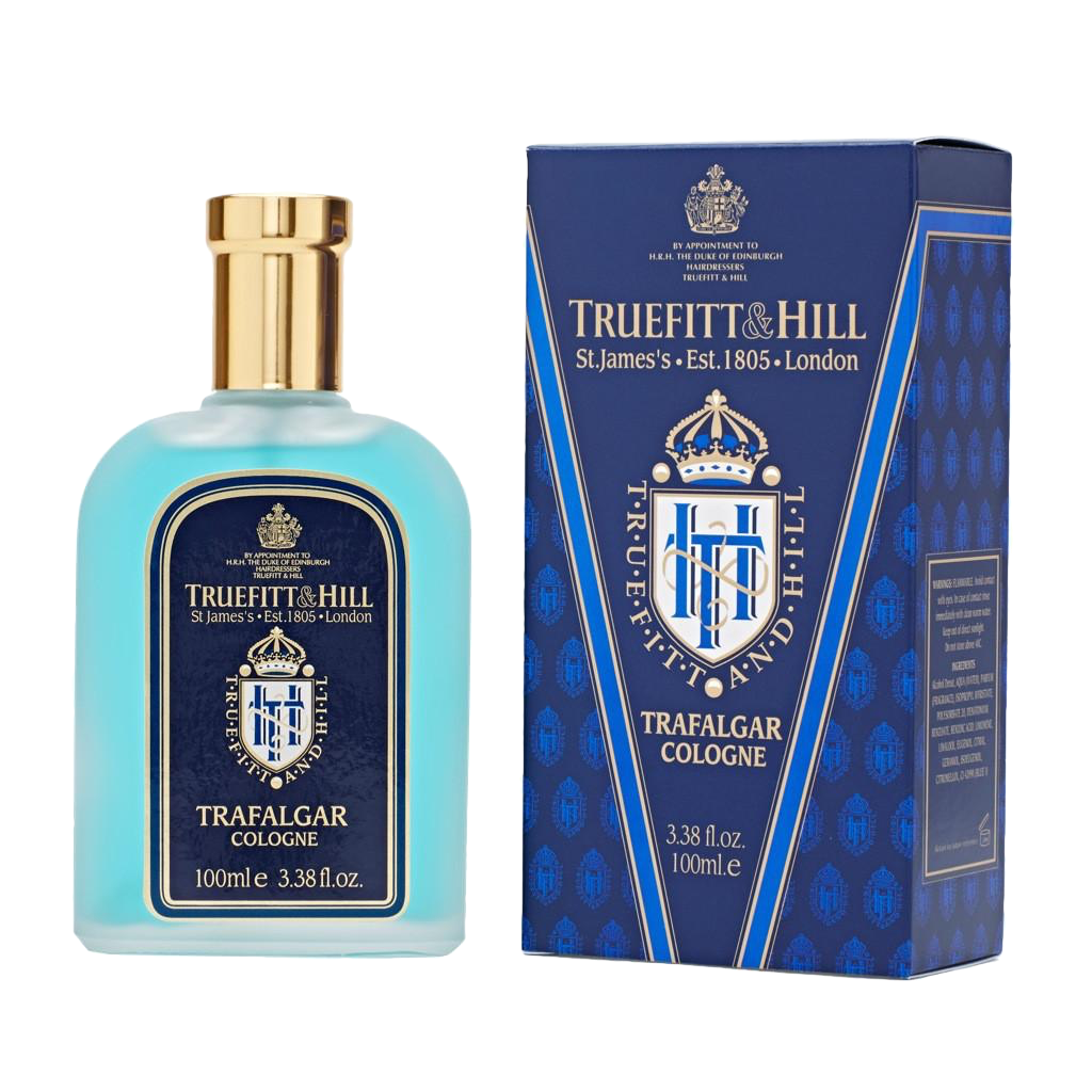 Truefitt and Hill Colonia Trafalgar 100ml - The Shaving Mayoreo