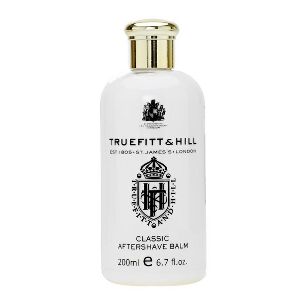 Truefitt and Hill Crema para Después de Afeitar Original 200ml - The Shaving Mayoreo