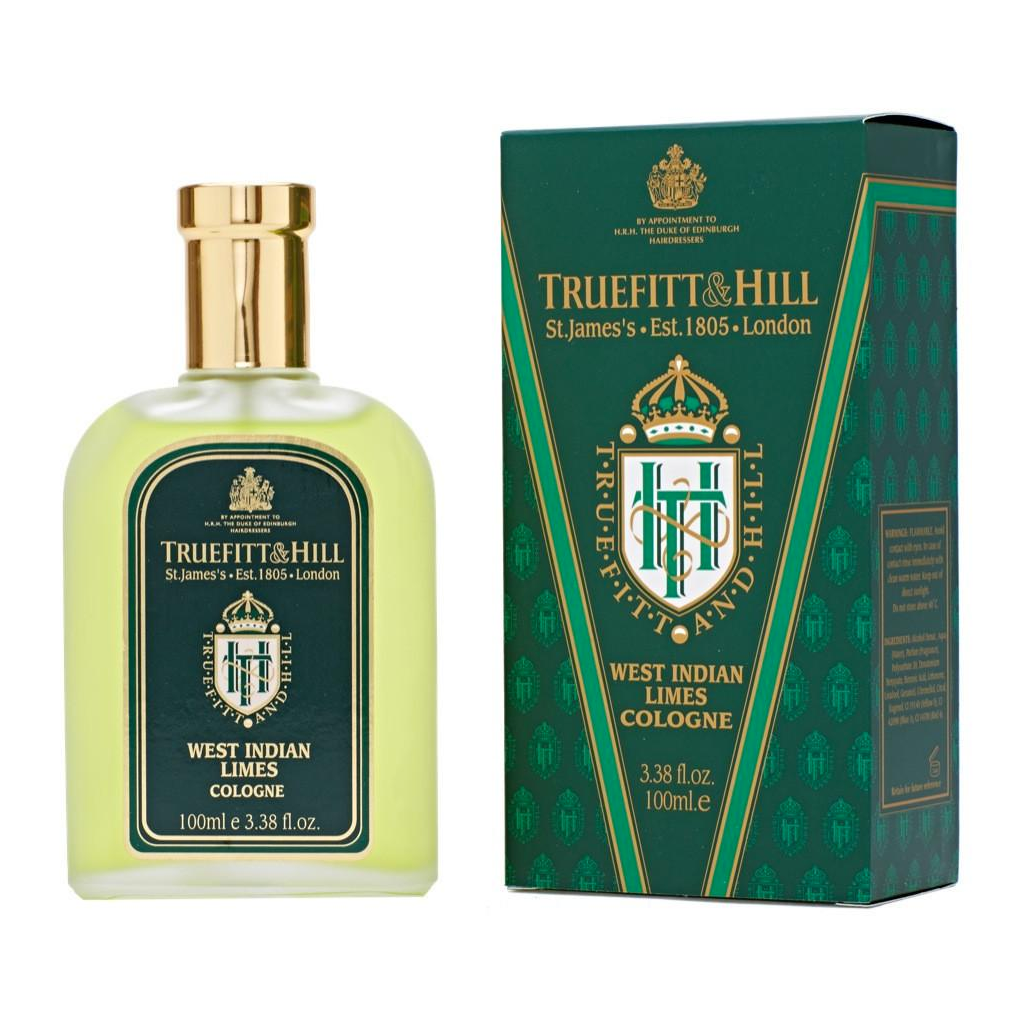 Truefitt and Hill Colonia West Indian Limes 100ml - The Shaving Mayoreo