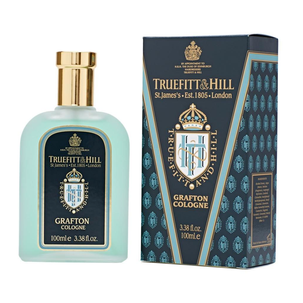 Truefitt and Hill Colonia Grafton 100ml - The Shaving Mayoreo