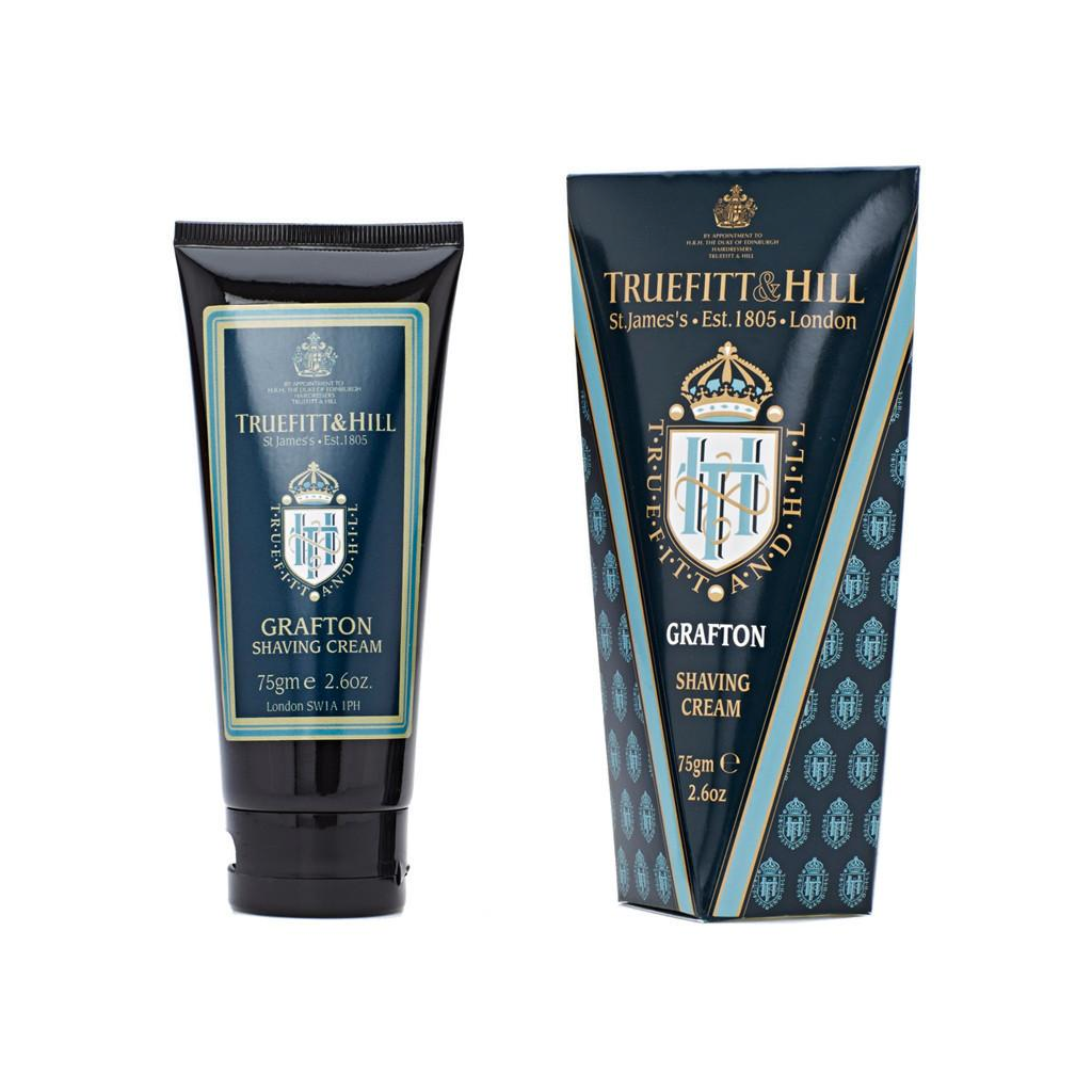 Truefitt and Hill Crema de Afeitar Grafton 75gr - The Shaving Mayoreo