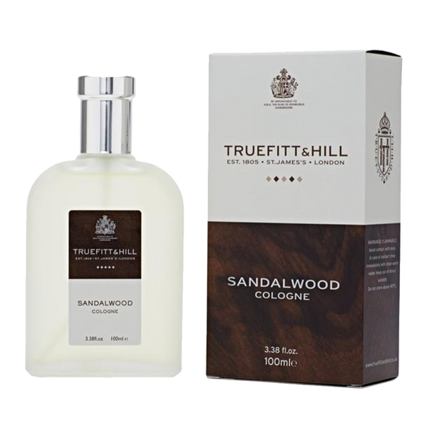 Truefitt and Hill Colonia Sandalo 100ml - The Shaving Mayoreo