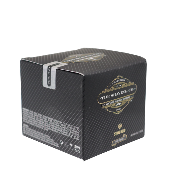 The Shaving Co. Pomada de Cabello Stone Hold 4oz/113.4gr