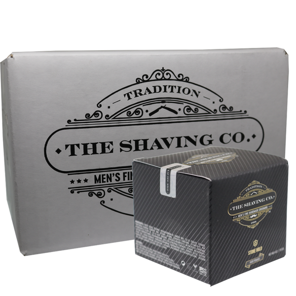 The Shaving Co. Pomada de Cabello Stone Hold 4oz/113.4gr-CAJA 12+1 GRATIS - The Shaving Mayoreo