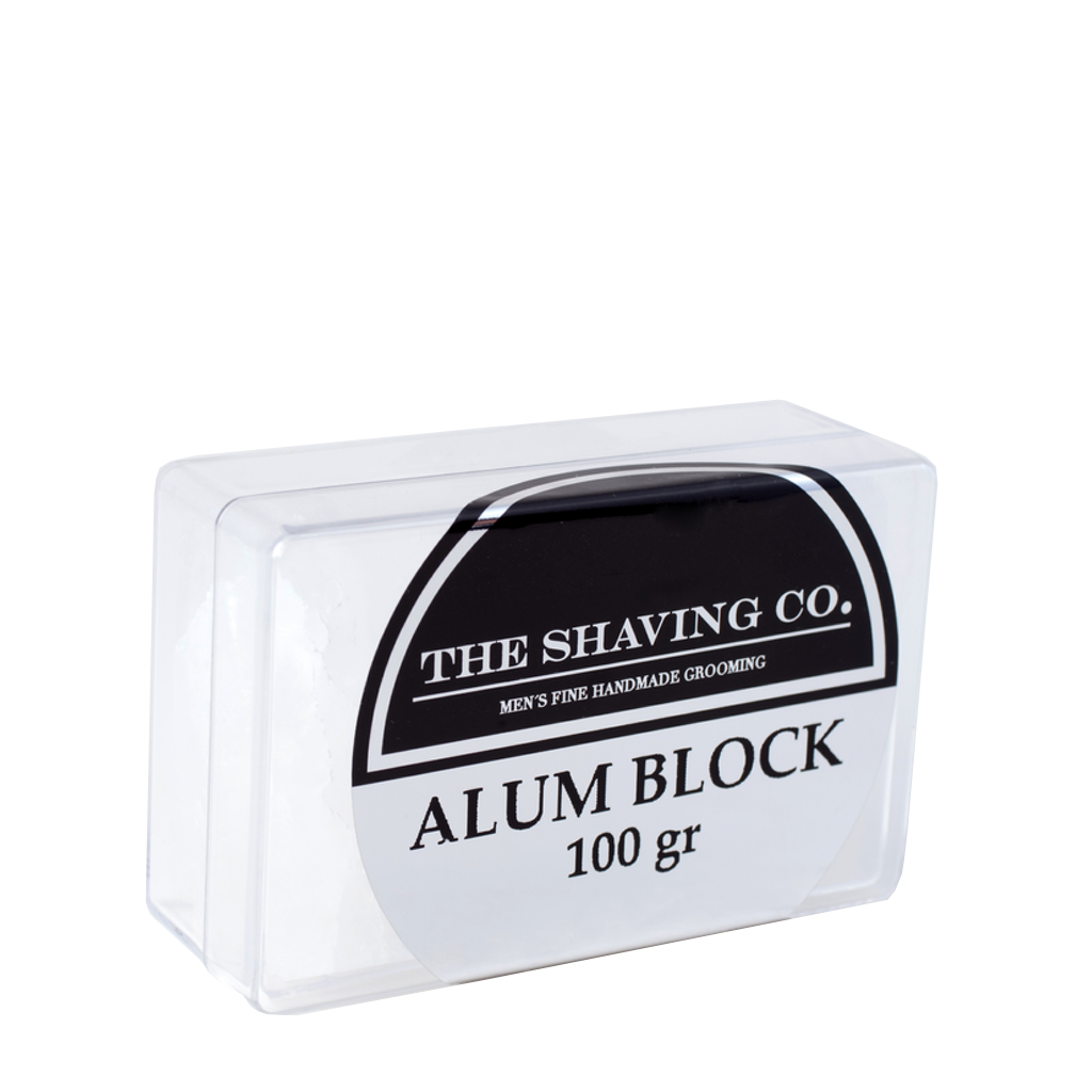 The Shaving Co. Barra de Alumbre 100gr