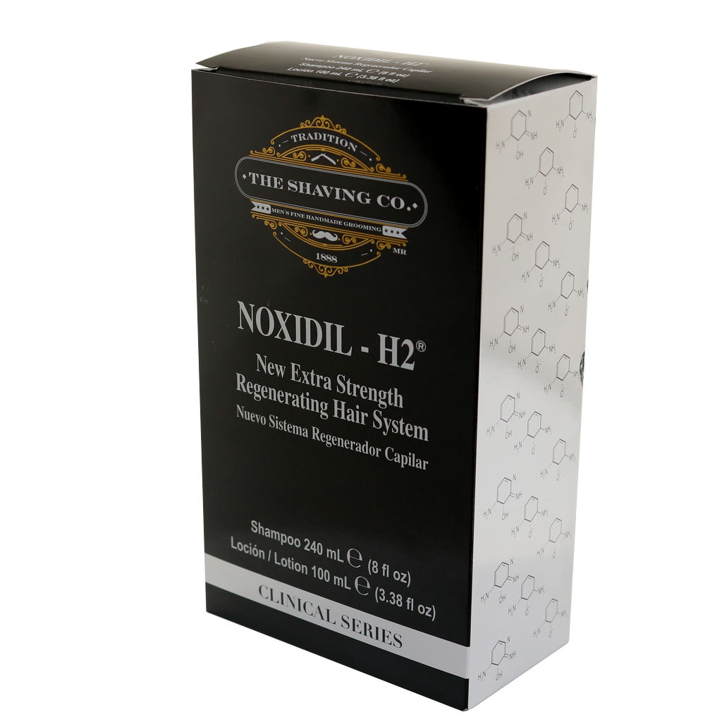 The Shaving Co. Sistema Capilar Noxidil-H2® - The Shaving Mayoreo