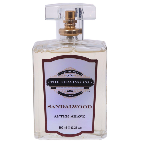 The Shaving Co. After Shave Lotion Sandalo 100ml - The Shaving Mayoreo