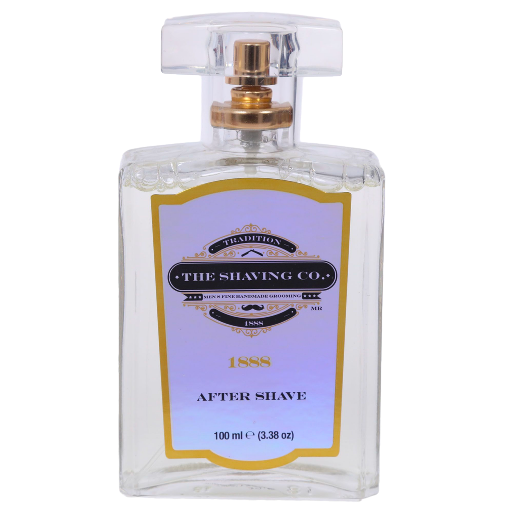 The Shaving Co. After Shave Lotion 1888 100ml - The Shaving Mayoreo