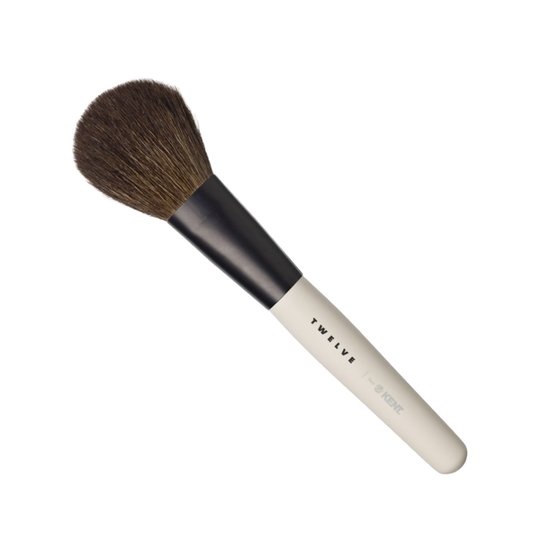 Kent Brushes Brocha de Maquillaje Profesional de Colorete (fibra Natural) - The Shaving Mayoreo