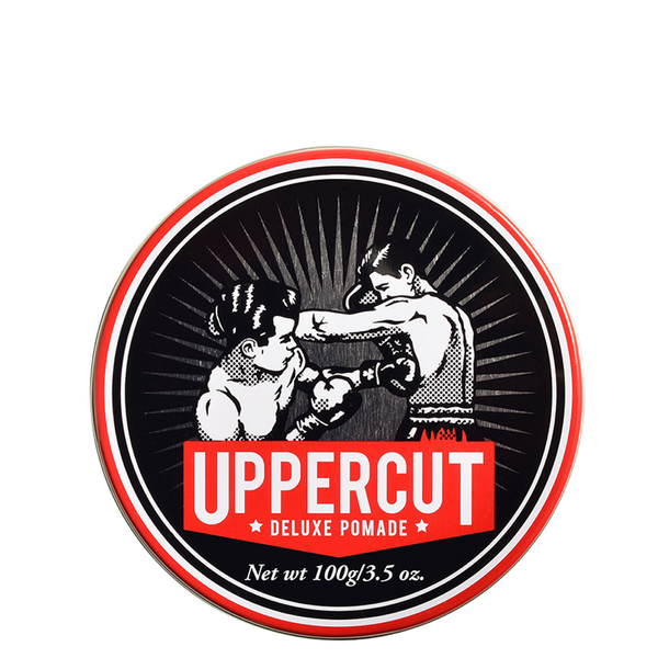 Uppercut Deluxe Pomade Cera Para Cabello 3.5 oz - VGM Wholesale