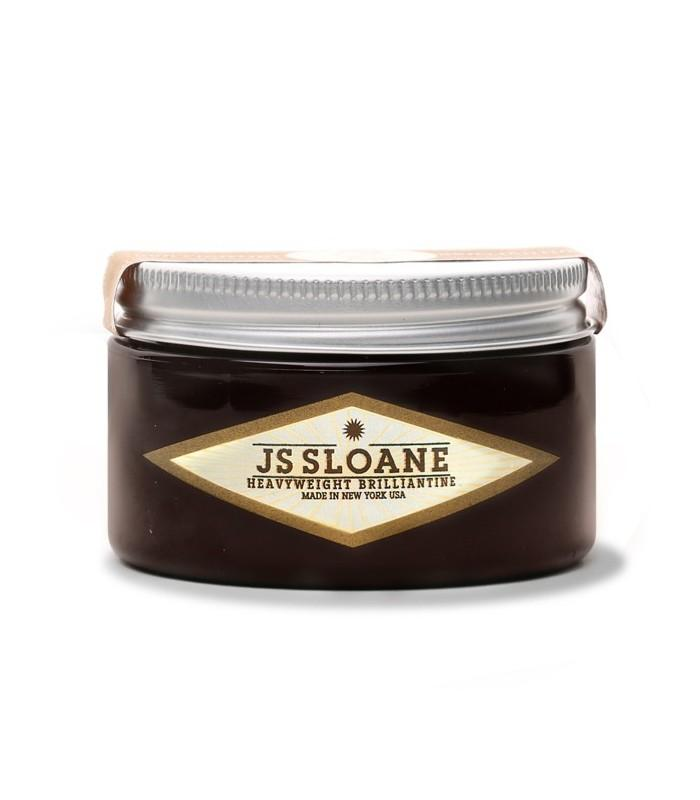 JS Sloane Heavy Weight Brillantine 4oz. - The Shaving Mayoreo