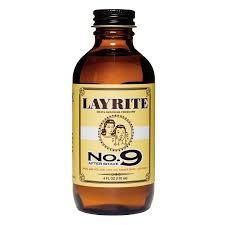 Layrite No. 9 Bay Rum After Shave - The Shaving Mayoreo