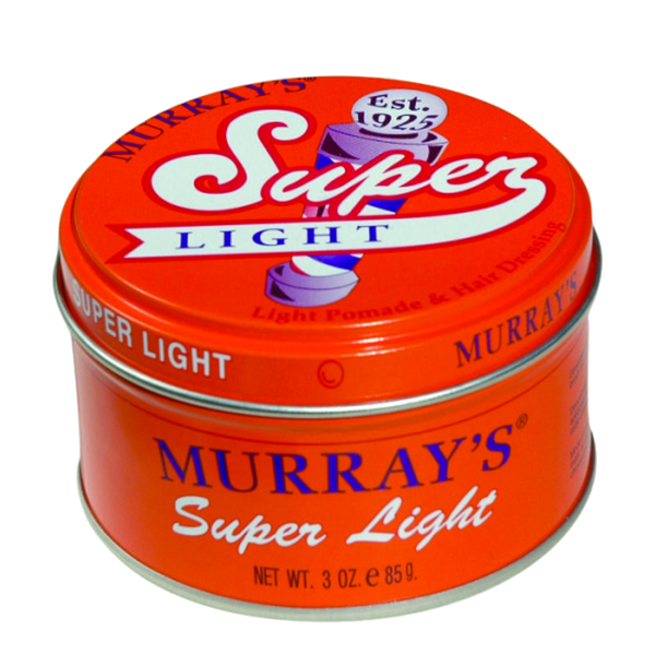 Murrays Super Light Cera para Cabello 3oz - The Shaving Mayoreo