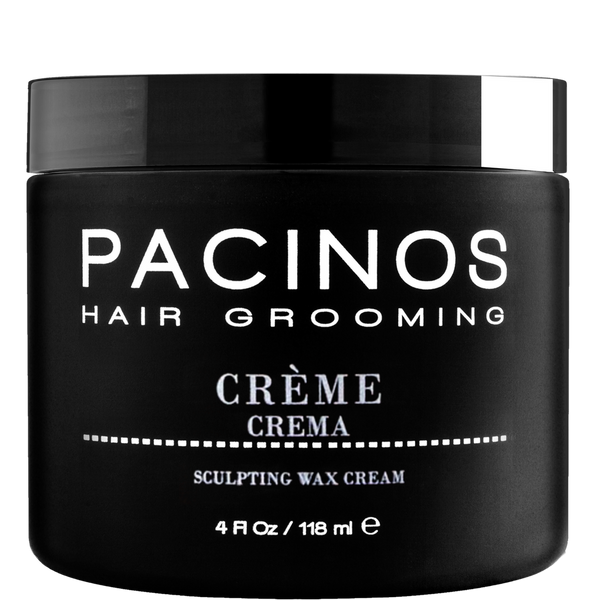 Pacinos Crema para Cabello Fijación Media, Acabado Semi Brillante 4oz/118ml - The Shaving Mayoreo