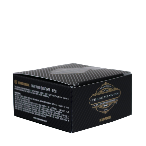 The Shaving Co. Pomada para Barba 2oz/60gr - The Shaving Mayoreo
