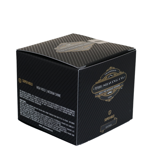 The Shaving Co. Pomada de Cabello Super Hold Noxidil-H2® 4oz/113.4gr