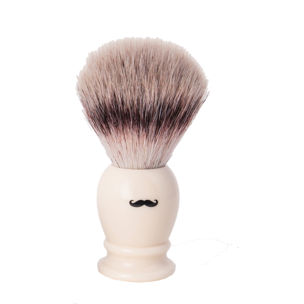 The Shaving Co. Brocha de Afeitar Marfil 23mm - The Shaving Mayoreo