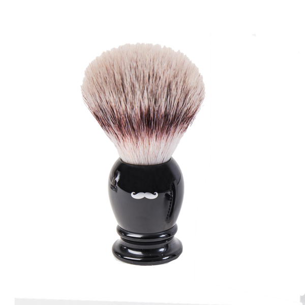 The Shaving Co. Brocha de Afeitar Negra 23mm - The Shaving Mayoreo