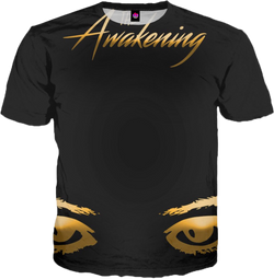 The Awakening All Over T-Shirt Short Sleeve