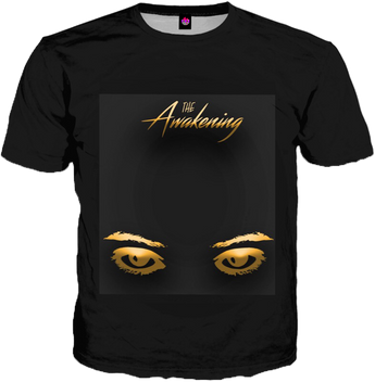 The Awakening Full Print T-Shirt