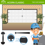 Acorn Classic, Two Car Garage