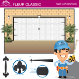 Fleur Classic, Two Car Garage