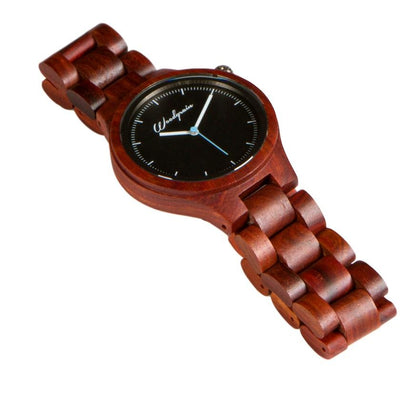 Original All Wood Red Sandalwood Blue