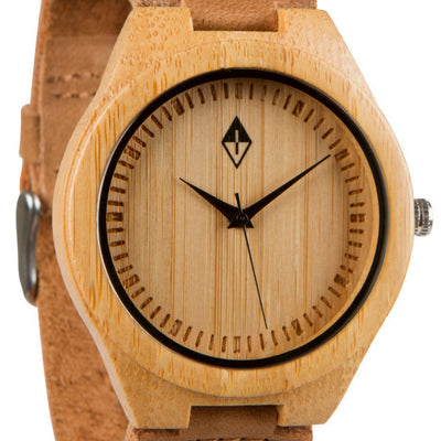 Original Bamboo with Tan Leather