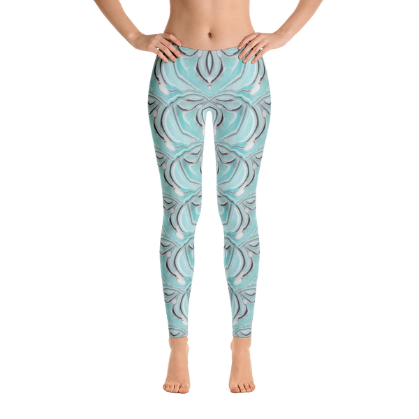 Glacier Paintspill Leggings