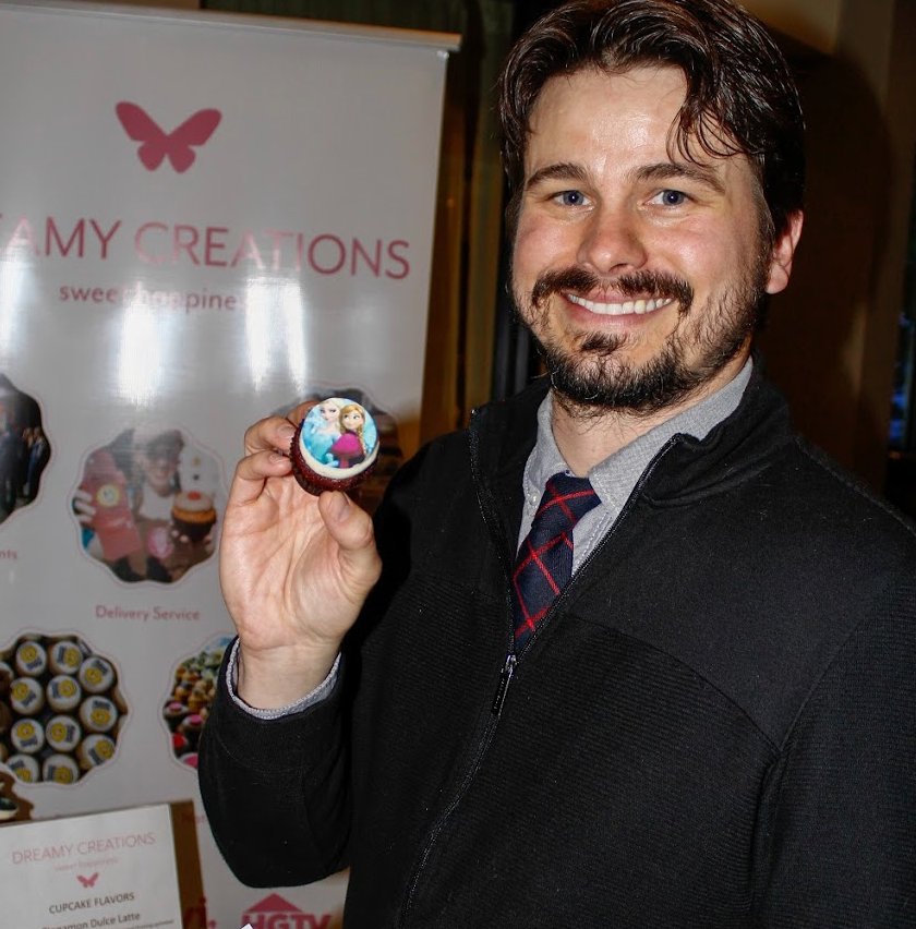 Jason Ritter loves dreamy creations