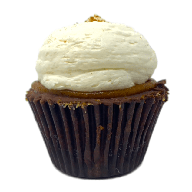 Load image into Gallery viewer, Pumpkin Cheesecake - Dreamy Creations Cupcakes