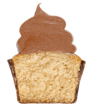 Load image into Gallery viewer, Fluffy Moist Delicious Vanilla Cupcake