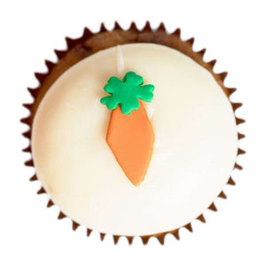 APRIL - Carrot Cake - Dreamy Creations Cupcakes