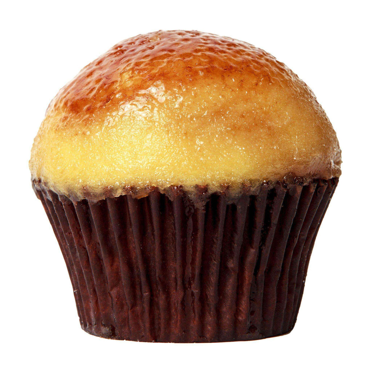 Creme Brulee Cupcake - Delivery Delivery