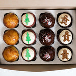 Bigs Dozen December Box - Dreamy Creations Cupcakes