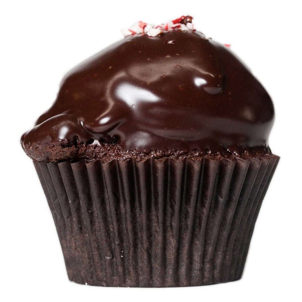 DECEMBER - Peppermint Patty Cupcake - Delivery Delivery