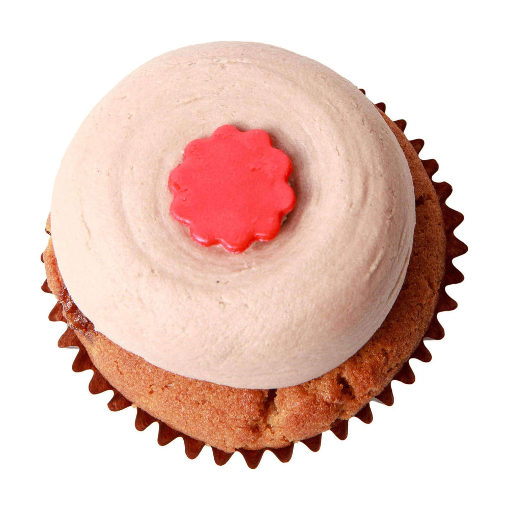 Load image into Gallery viewer, (GF | V) Vanilla Milk Chocolate - Dreamy Creations Cupcakes