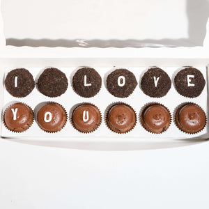 I Love You Box - Dreamy Creations Cupcakes