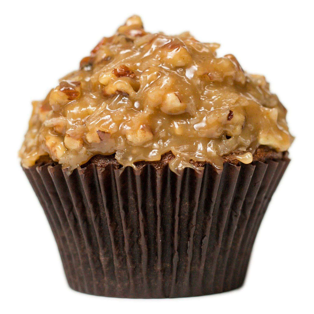NOVEMBER - German Chocolate Cupcake - Delivery Delivery